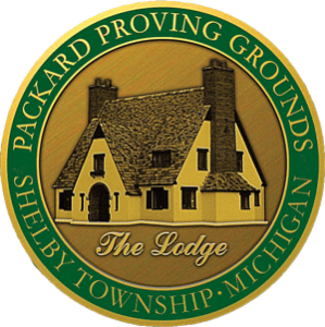 Packard Proving Grounds Historic Site Logo