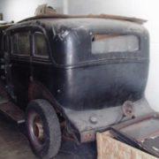 """1933 Packard """"Debby"""""""