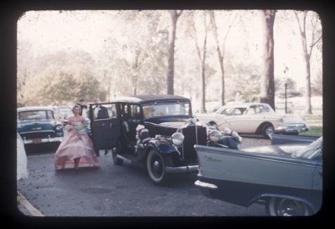Barbara Ann in 1957