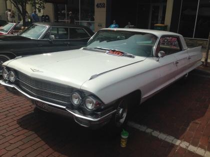 1962 Cadillac William